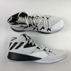 Adidas White Dual Threat X0314725